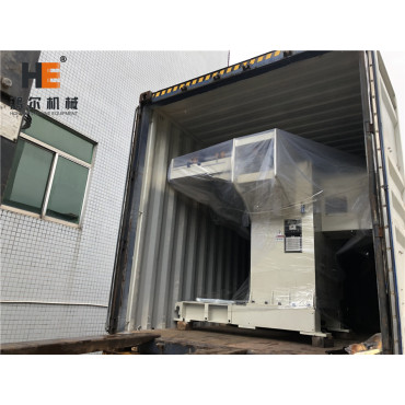 GLK4-600 Decoiler Leveler Feeder Machine Will Be Shipped To Indonesia For Automotive Stamping Line