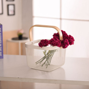Kitchen Storage Basket with Handle