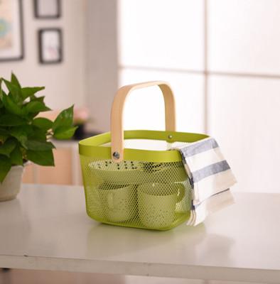 Kitchen Storage Basket with Handle