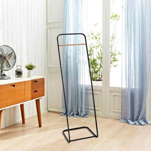 Extensible Single Rail Laundry Hanger Rack