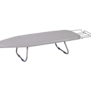 Hosehold Tabletop Ironing Board with Folding Legs and Iron Rest