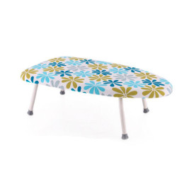 Mesh Tabletop Ironing Board with Scorch Resistant Cover