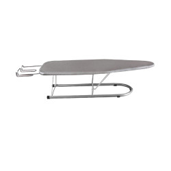 Mesh Table Top Ironing Board with Iron Rest