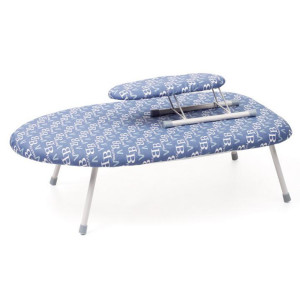 Plastic Tabletop Ironing Board with Scorch Resistant Cover