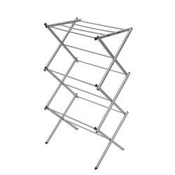 3-tier Folding Anti-Rust Compact Steel Drying Rack