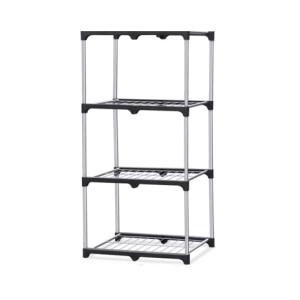 DIY Open Shelves 3-tier 3 Cube Storage Closet