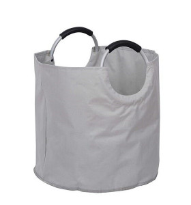 Round Large Laundry Bag with Soft Handle