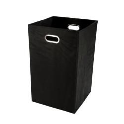 Folding Laundry Bin with Handles