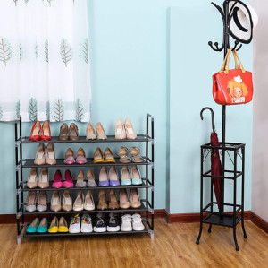 5 Tiers Space Saving Shoe Rack