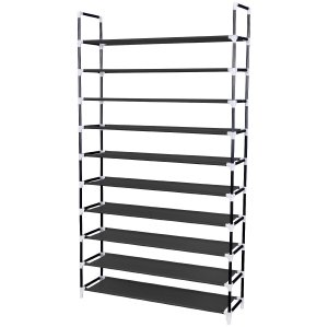 10 Tiers Large Capacity Shoe Rack
