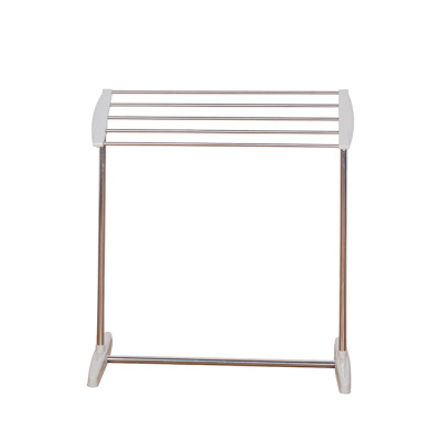 Custom Portable High Quality 5 Tiers Clothes Dryer Standing Towel Rack