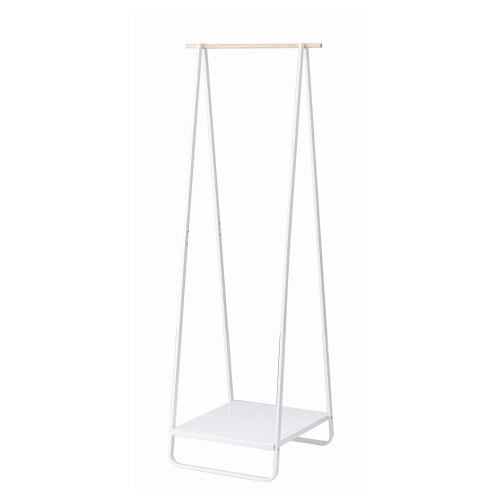 Exclusive Design Of Nordic Simple Single Pole Display+Racks