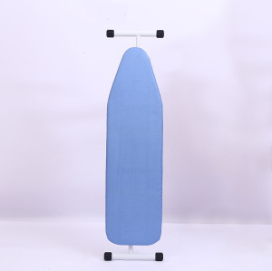 New Style t-Shaped Feet Vertical Portable Folding Mesh Ironing Board Holder
