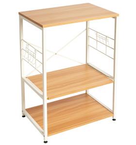 2020 Modern Design 3-Tier Multi-function Microwave Rack Kitchen Storage Rack