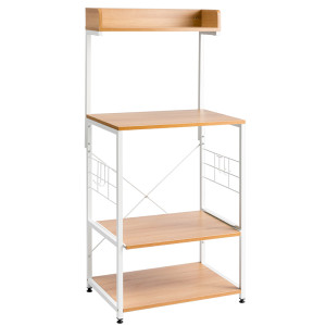 Home Furniture 3 Layers Microwave Shelf Storage Rack&Holders Sundries for Living Room Kitchen