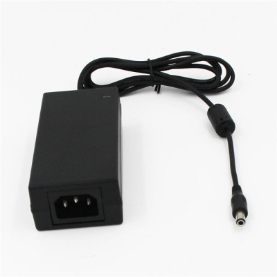Universal CE certified 12v/24v 2A/3A desktop power supply adapter with DC5.5*2.1mm/DC5.5*2.5mm/4.0*4.7MM