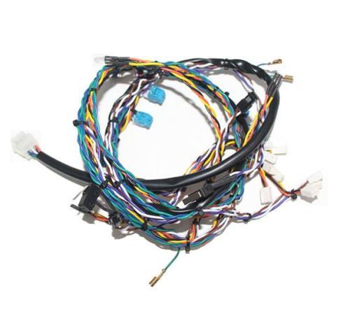 Electric Circuit Basic Wiring Harness Fuse Box Street Hot Rat Rod Wiring Box Car Truck 12V