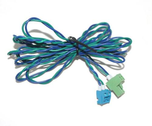 Radio Install Wiring Harness Interface Electric Cable Wire 20awg 22awg for Automatic Crimping Machine