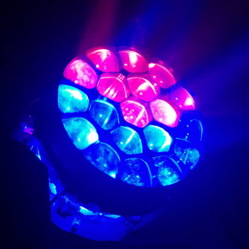 Big bee eye LED Moving Head Light 19*15w RGBW