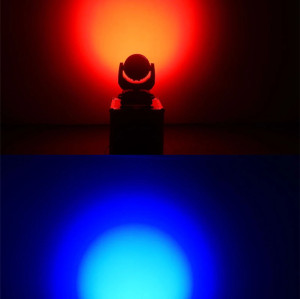 36*10W Zoom LED Moving Head Wash RGBW 4in1 Color Light