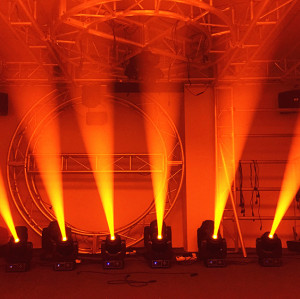90W LED Moving Head Light Spot Beam Gobo