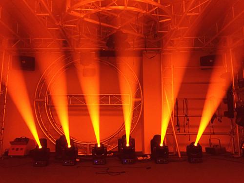 90W LED Moving Head Light Spot Beam Gobo