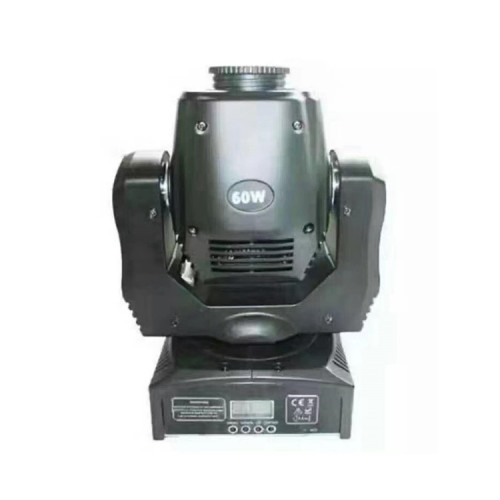 Mini Sharpy 60W LED RGBW Wash Beam Stage Moving Head Light