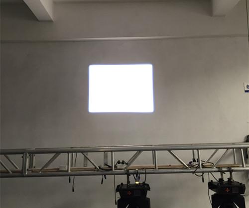 LED Ellipsoidal Spotlight Profile Light 200W Fixtures Stage Lighting