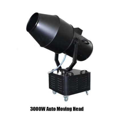 Big Power Output 3000W Summer Children Party Foam Cannon Machine