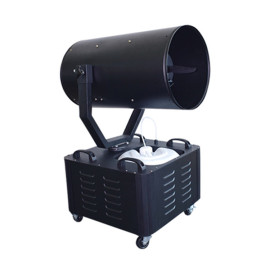 Christmas Stage Effect 3000W Moving Head Large Snow Making Machine
