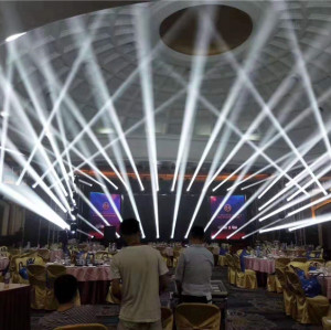 Outdoor Rainproof IP65 Beam 350W Moving Head Stage Light