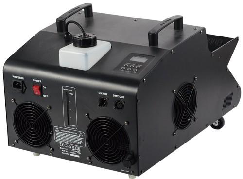 Stage Equipment 1200W LED DMX512 Bubble Smoke Machine