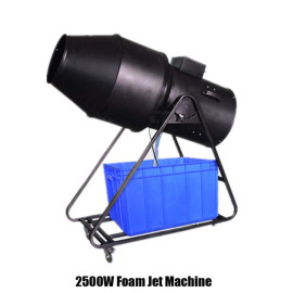 Pool Party Large 2500W Foam Party Jet Cannon Machine