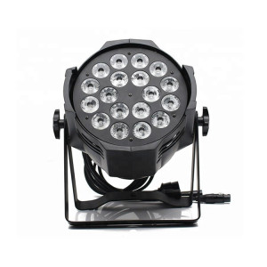 Indoor 18*10W RGBW 4in1 LED PAR Can Light