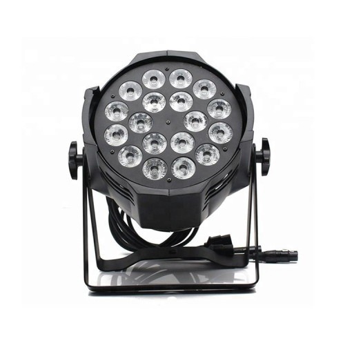 Indoor 18*10W RGBW 4in1 LED PAR Can Light
