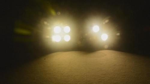 4 Eyes Stage LED 400W COB Audience Matrix Blinder Light