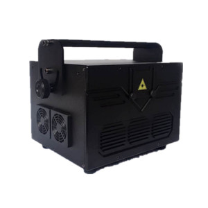 5W RGB Full Color DMX Animation Stage Laser Light