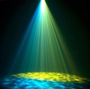Water Wave Projector 50W Water Wave Ripple Light