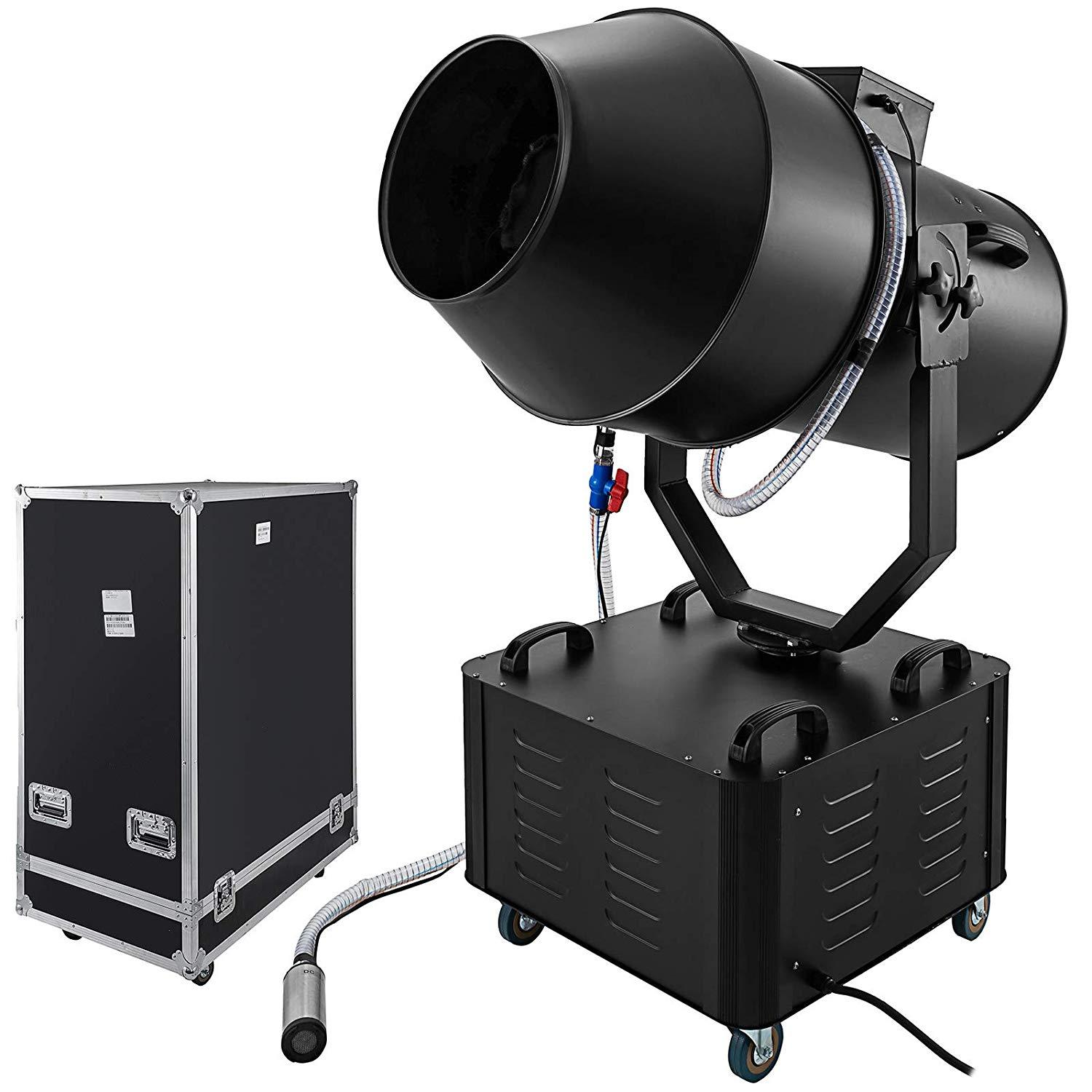 What is the characteristics of party foam jet machine