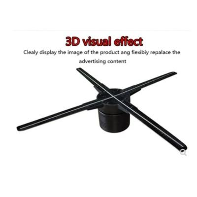 70cm Advertising Hologram Display 3D LED Holographic Fan