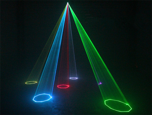 500mW Full Colors Animation Outdoor RGB Laser Light