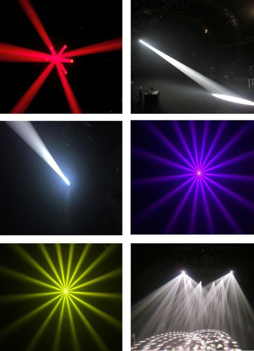Stage 9R 260W Spot Beam Moving Head Light