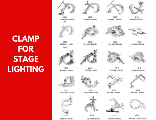 Clamp For Stage Lighting