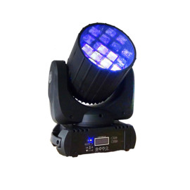 Infinite 12x12W RGBW 4in1 LED Multi Beams Wash Moving Head Light