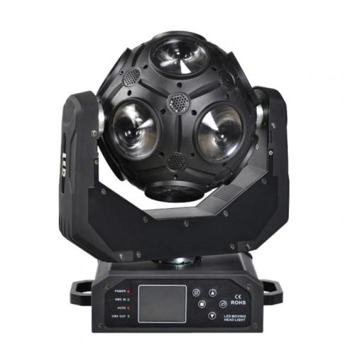12*12W RGBW 4in1 LED Moving Head  Football Beam Light