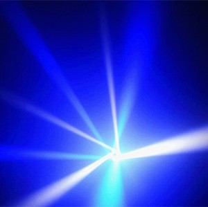 Stage Lighting Equipment 4x25w LED Super Beam Moving Head Light