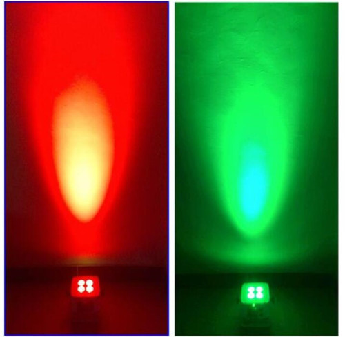 4x12W LED RGBWA+UV 6in1 Mixing Color Wireless Battery Powered LED Par Uplight