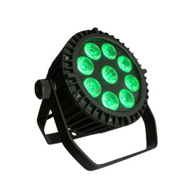 Outdoor Waterproof 9*12W RGBWA+UV 6in1 LED Par Can Light
