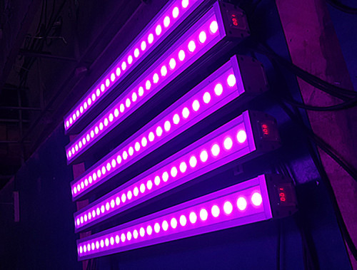 High Quality 24*3W Linear LED Wall Washer Light