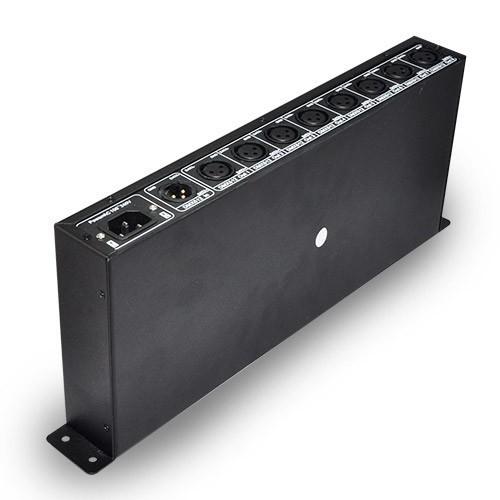 8 Channels DMX512 Signal Amplifier Multi Ports
